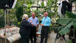 Garden Spot Interviews