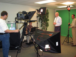 PA Chamber Studio Green Screen